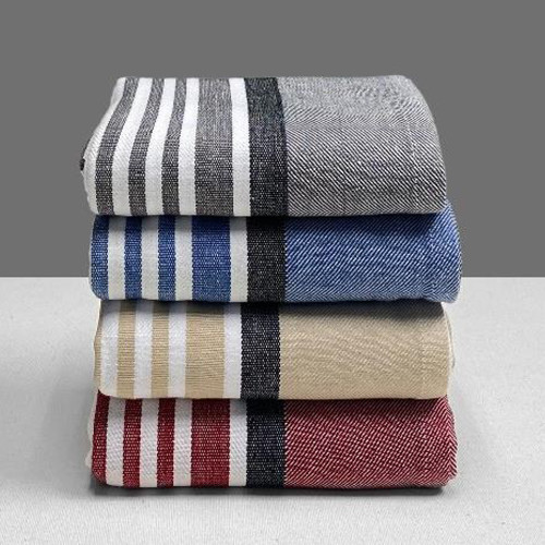 Commercial Striped Tea Towels