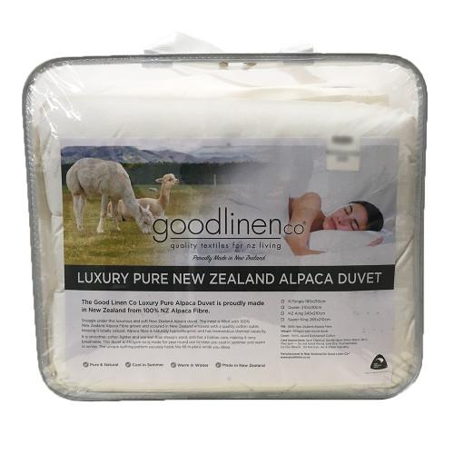 Alpaca Duvet Inner by Good Linen Co
