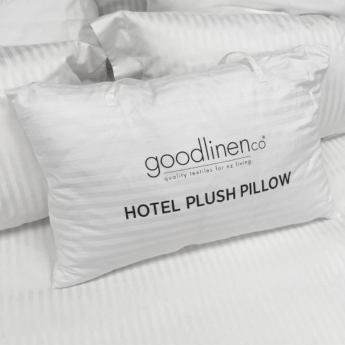 Hotel Plush Pillow by Good Linen Co