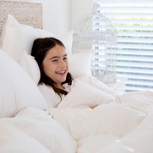 50/50 Goose Down & Feather Everyday Duvet Inner by MM Linen