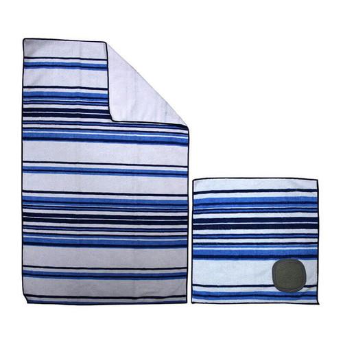 Microfibre Printed Kitchen Towel Set by Bambury