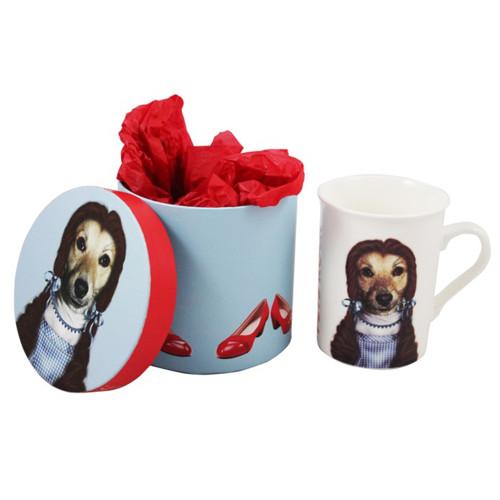 Ruby Mug and Gift Box by Pets Rock