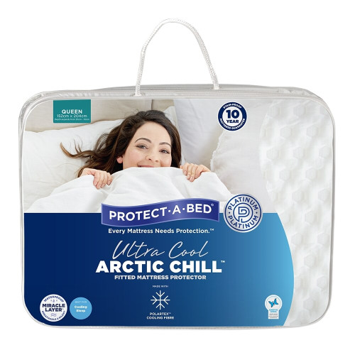 Arctic Chill Mattress Protector by Protect-A-Bed