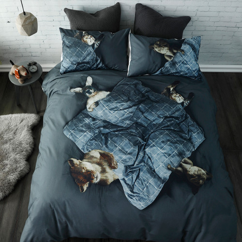 Top and Tail Duvet Cover Set by MM Linen