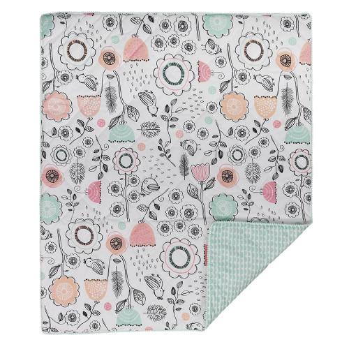 Sparrows Quilted Cot Comforter by Lolli Living