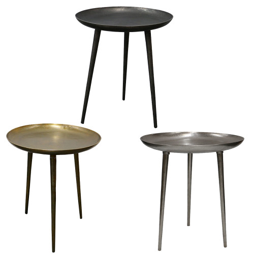 Harlem Side Table by Le Forge