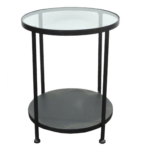 Krabi Side Table by Le Forge