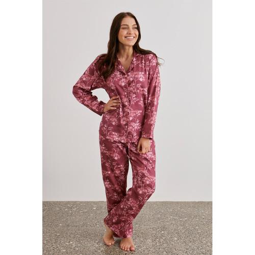 Honor Classic Pyjama Set by Baksana