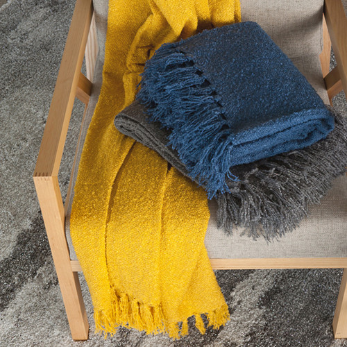Boucle Throw by Limon