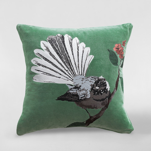 Fantail Cushion by MM Linen