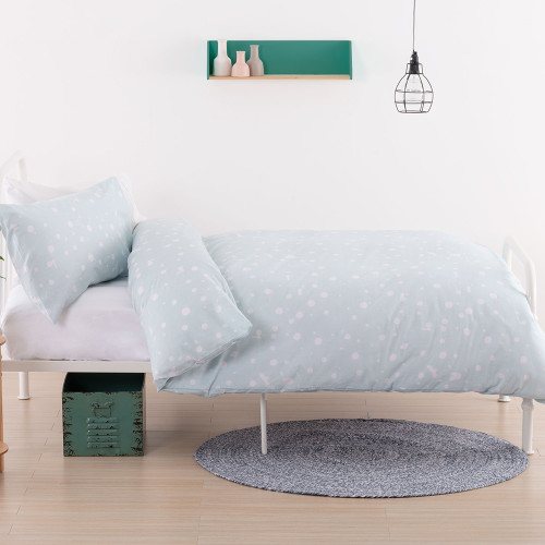 Painted Duvet Cover Set by Squiggles
