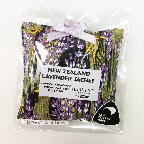 Lavender Sachet by Harvest Creations