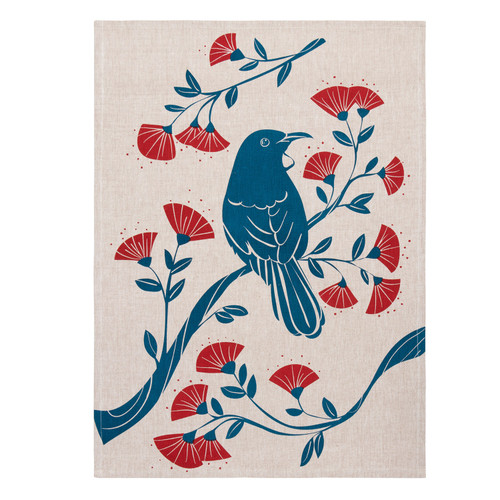 Tui Tea Towel by Linens & More