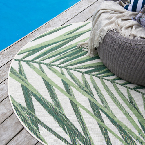 Royal Palm In & Outdoor Floor Rug by Limon