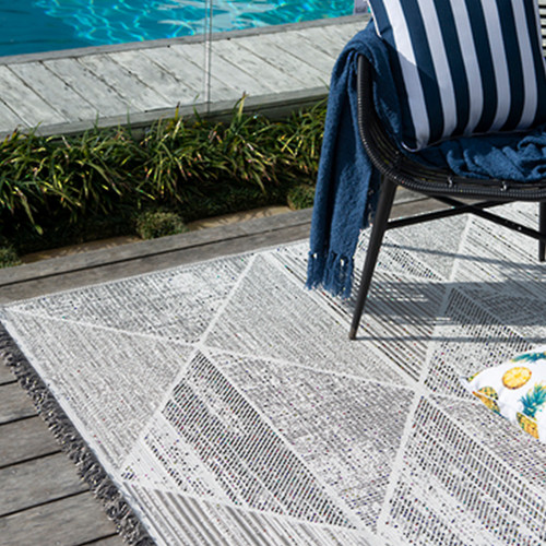 Parker In & Outdoor Floor Rug by Limon