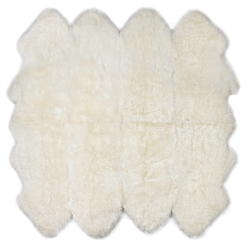Octo New Zealand Sheepskin Rugs by Fibre