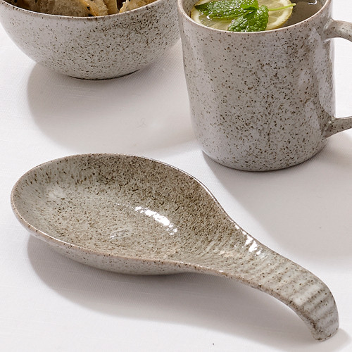 Artisan Spoon Rest by Ladelle