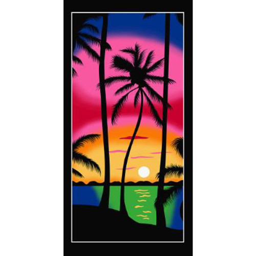 Sunset Beach Towel by Elements