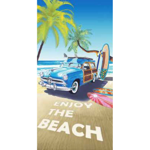 Enjoy The Beach Beach Towel by Elements