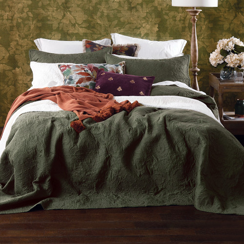 Ancara Bedspread Set by MM Linen