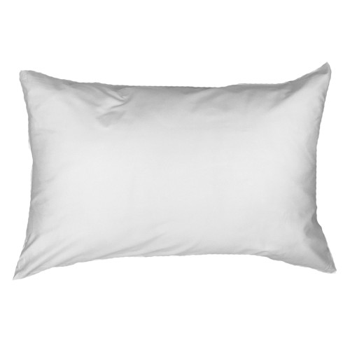 400 Thread Count Cotton Sateen Pillow Protector by Good Linen Co(R)