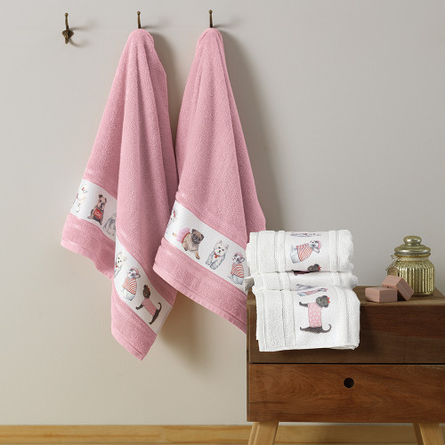 Mary Jane Kids Towels by Karsten
