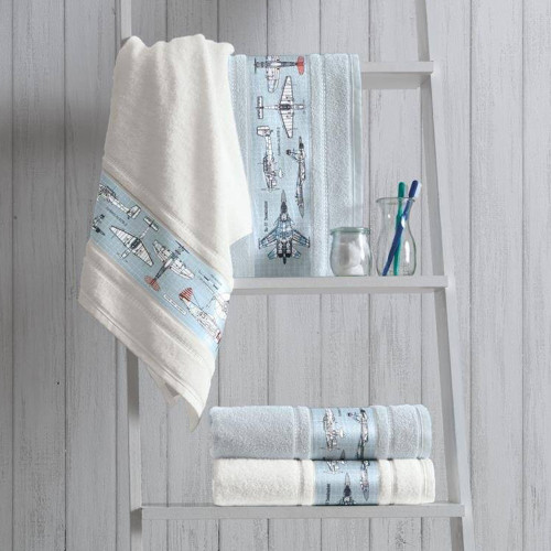 Aero Kids Towels by Karsten