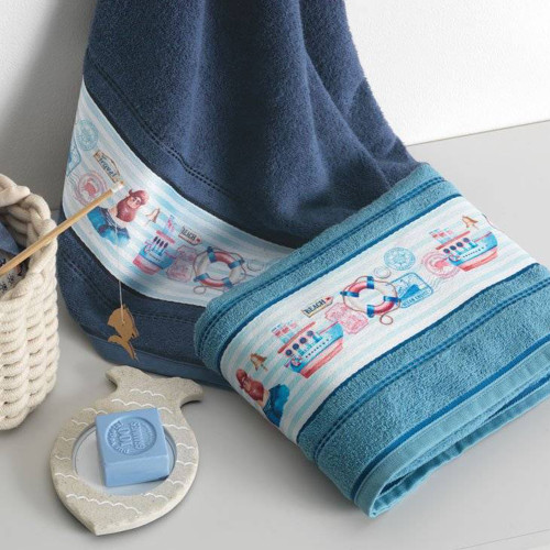 Marujo Kids Towels by Karsten