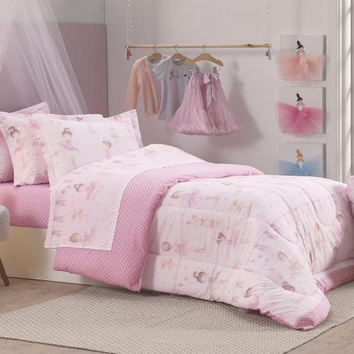 Ballerina Single Bedspread Set by Karsten