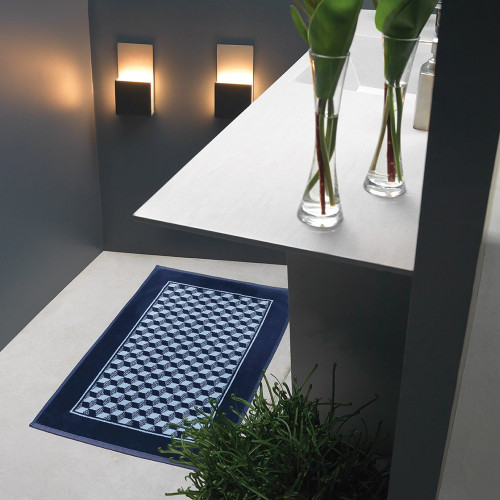 3D Bath Mats by Karsten