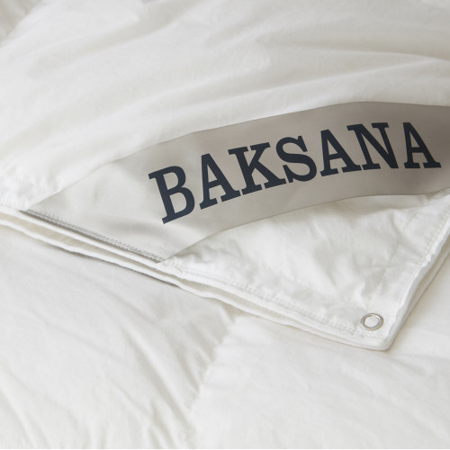 80/20 All Seasons Clip Together Hungarian Goose Down and Feather Duvet Inner by Baksana