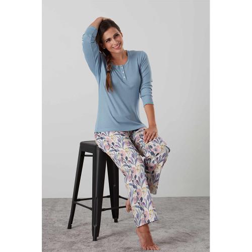 Georgie Casual Pyjama Set by Baksana
