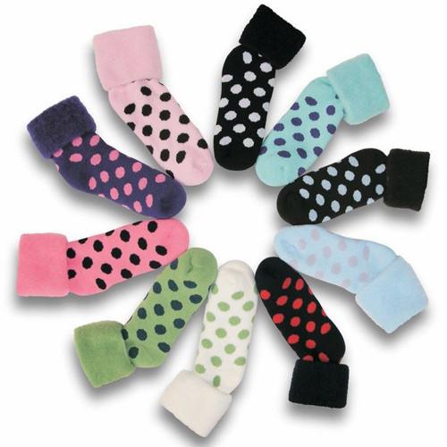 Spot Socks by Comfort Socks