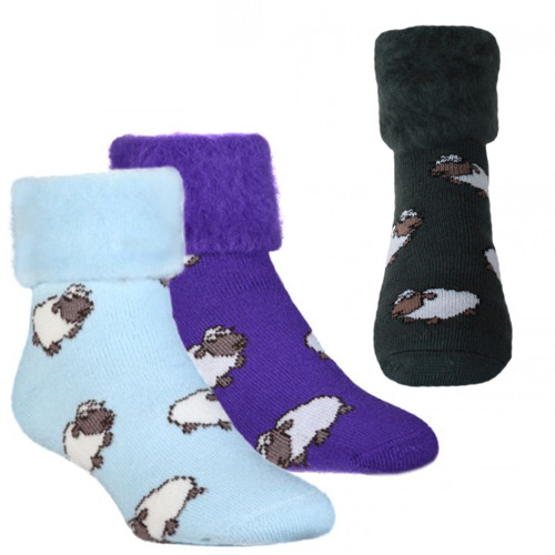 Sheep Kiwiana Novelty Socks by Comfort Socks