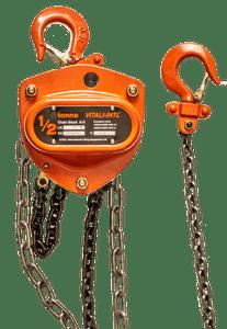 Chain Hoist - Vitali-Intl®, .5 Tonne, 10ft x 1 Fall