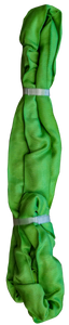 Round Sling - Green, 6,000lbs x 4ft