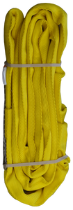 Round Sling - Yellow, 9,000lbs x 4ft