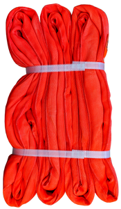 Round Sling - Red, 14,000lbs x 8ft