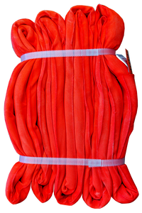 Round Sling - Red, 14,000lbs x 10ft