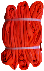 Round Sling - Red, 14,000lbs x 14ft