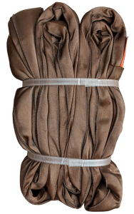 Round Sling - Brown, 17,000lbs x 12ft