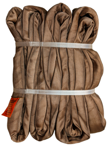 Round Sling - Brown, 17,000lbs x 16ft