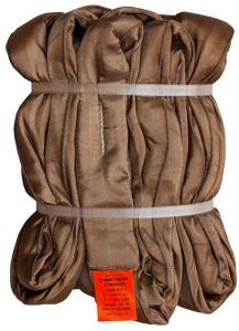 Round Sling - Brown, 17,000lbs x 20ft