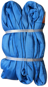 Round Sling - Blue, 23,000lbs x 10ft