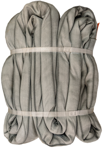 Round Sling - Grey, 32,000lbs x 10ft