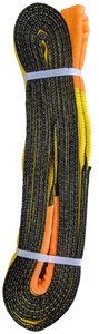 Tow Strap - Yellow, 3 inch x 20ft, 48,000 LBS