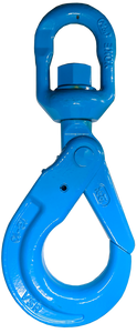 "Self-Locking Swivel Hook - 3/8"", Gr 100 Extreme"