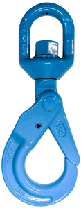 "Self-Locking Swivel Hook - 1/4""-5/16"", Gr 100 Extreme"