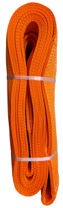 Tow Strap - Orange, 12 inch x 30ft, 192,000lbs