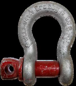 Shackle - Crosby® Screw Pin, 5/8 inch